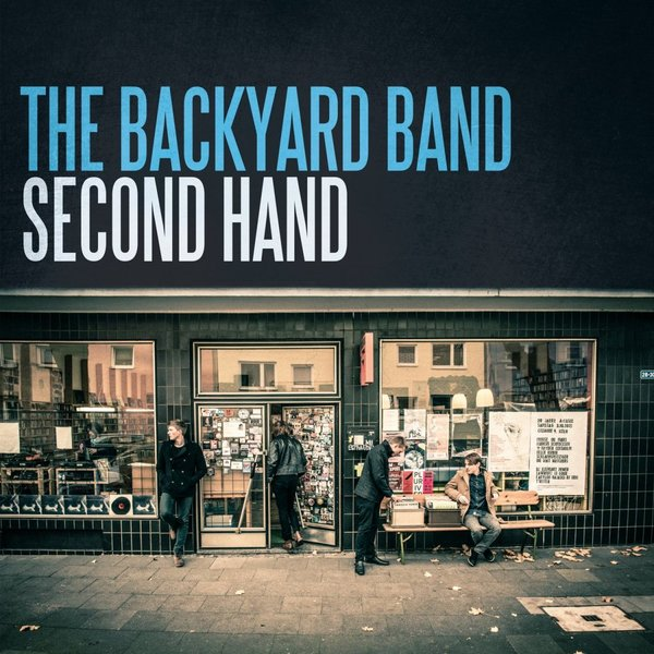 "THE BACKYARD BAND ""Second Hand"" 